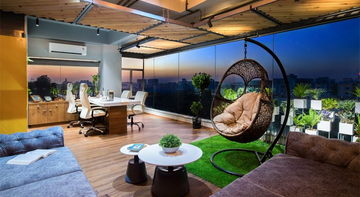 Changing established perceptions of workspace design