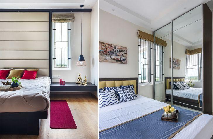 """""""details bedrooms Bengaluru home InteriorsByRanjani indiaartndesign"""""""