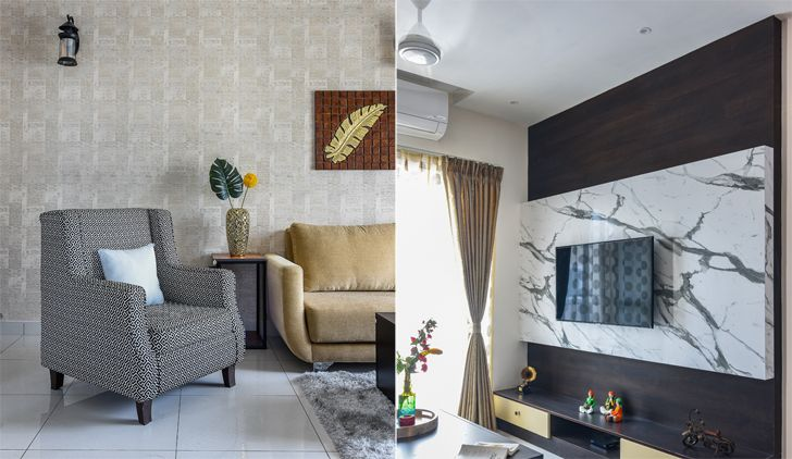 """details livingroom Bengaluru home InteriorsByRanjani indiaartndesign"""
