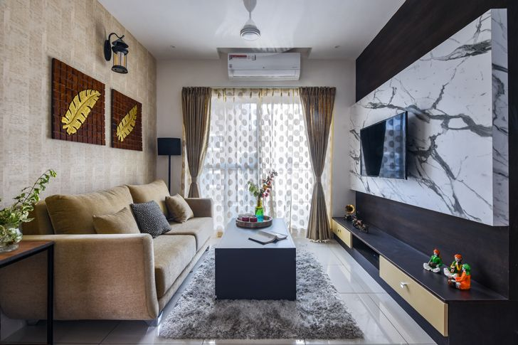 """livingroom Bengaluru home InteriorsByRanjani indiaartndesign"""