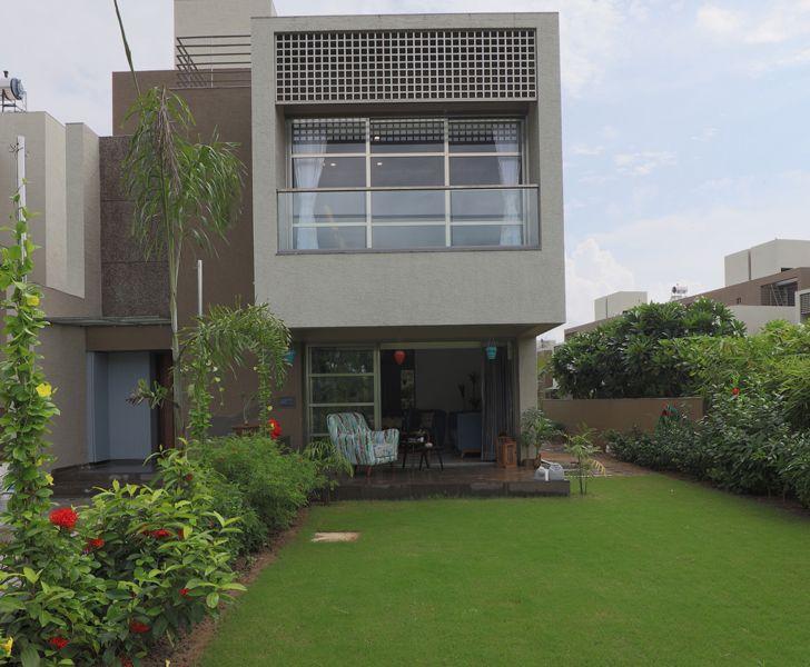 """""""garden ahmedabad home IkaStudio indiaartndesign"""""""