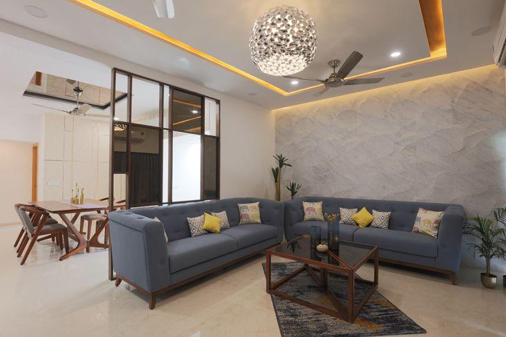 """living dining ahmedabad home IkaStudio indiaartndesign"""