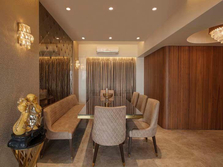 """""""dining mumbai residence milind pai architects indiaartndesign"""""""