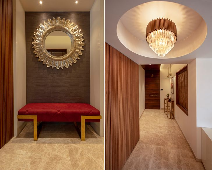 """entrance mumbai residence milind pai architects indiaartndesign"""