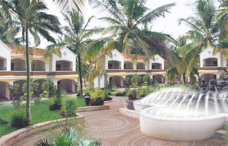 """Golden Palms Bengaluru Nostalgia Architect Premnath indiaartndesign"""