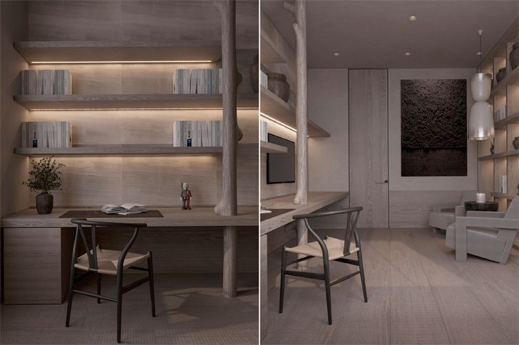 """study kyiv apartment sergey makhno architects indiaartndesign"""