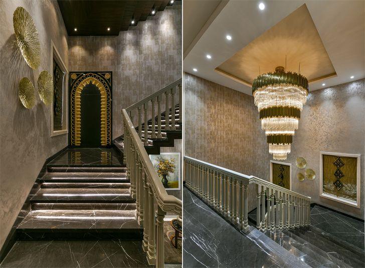 luxurious chandeliers raigarh home moroccan theme shilpisonarcreations indiaartndesign