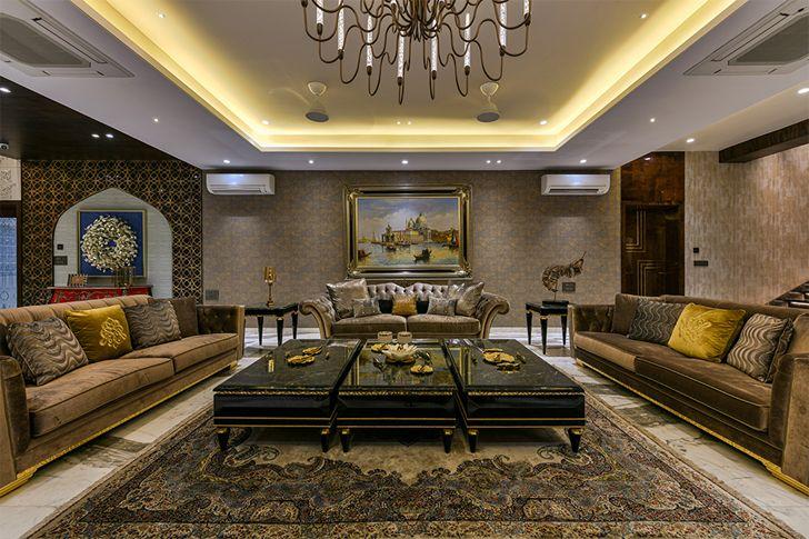 luxurious raigarh home moroccan theme shilpisonarcreations indiaartndesign