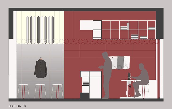 section2 tailorshop ManojPatelDesignStudio indiaartndesign