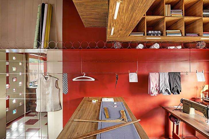tailorshop ManojPatelDesignStudio indiaartndesign