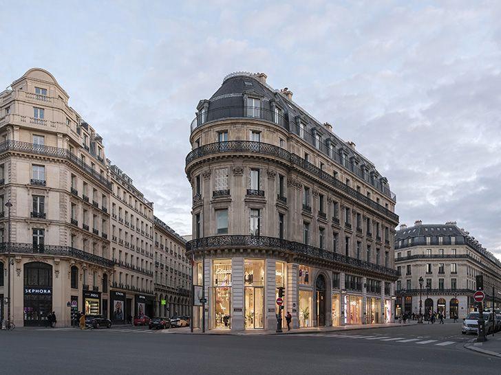 Etam Paris glassfloor MVRDV indiaartndesign