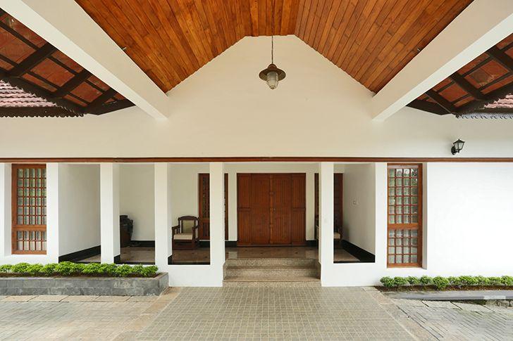 entrance kottayam villa Studio 3TwentyOne indiaartndesign