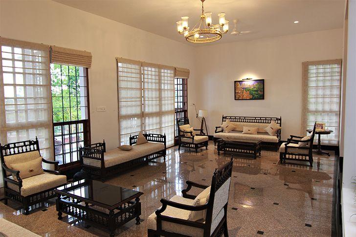 living room kottayam villa Studio 3TwentyOne indiaartndesign