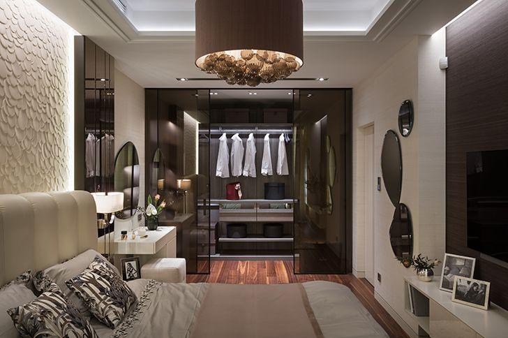 wardrobe Kiev residence StudioBolshakova indiaartndesign