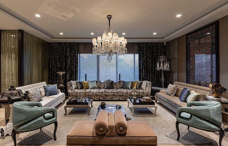 luxurious signature furniture Agarwal home ASquareDesigns indiaartndesign