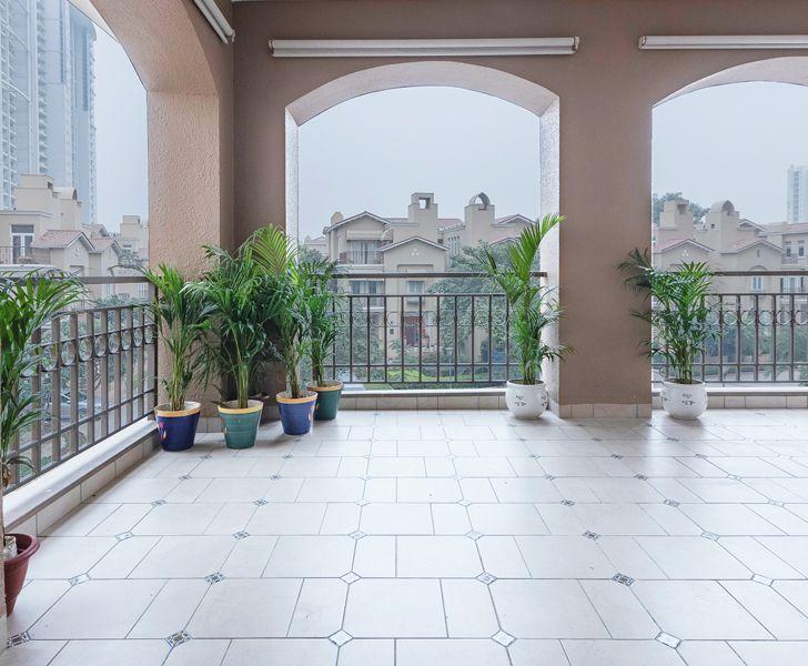 terrace framed chimera IntrigueDesignStudio indiaartndesign