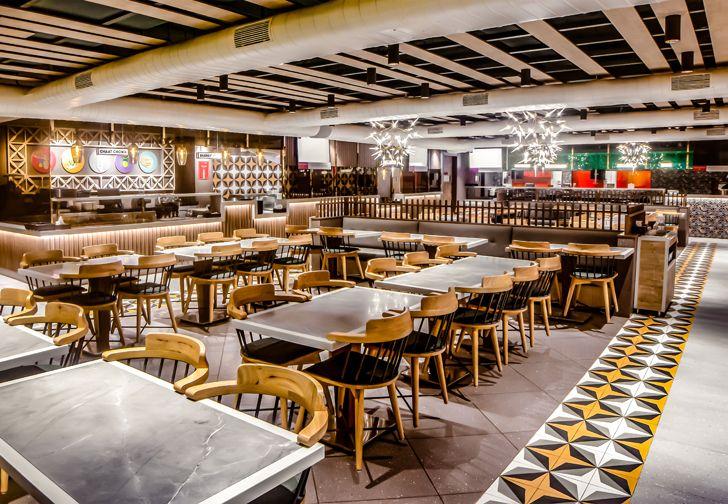 central foodcourt AnandSweets bengaluru RMDK indiaartndesign