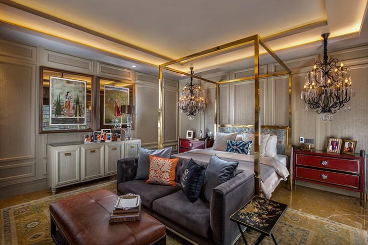 """master bedroom Kolkata residence BeyondDesigns indiaartndesign"""