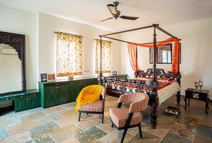 """master bedroom markat gurugram home studiocrypt indiaartndesign"""