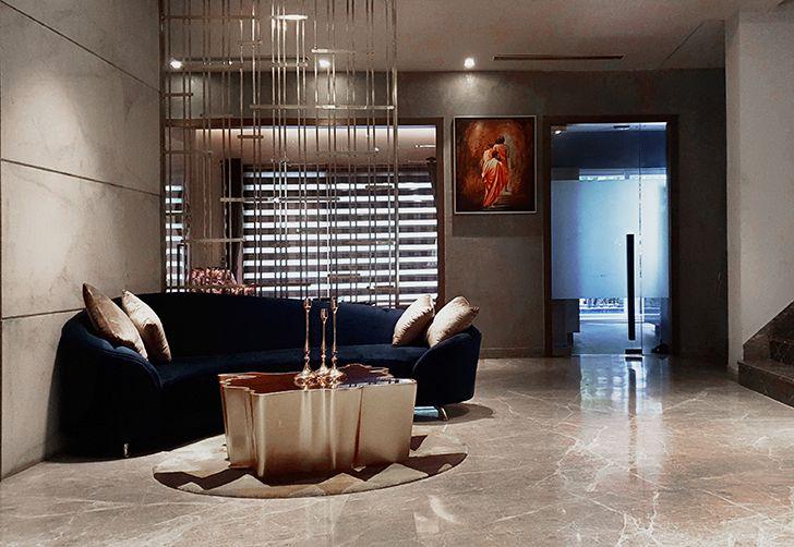 livingroom corner TheStallion AsroArcadedesignStudio indiaartndesign