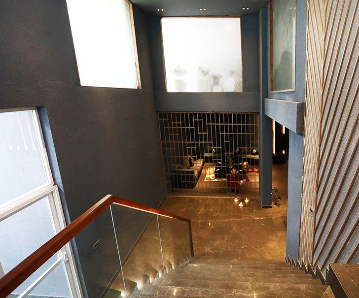 staircase TheStallion AsroArcadedesignStudio indiaartndesign
