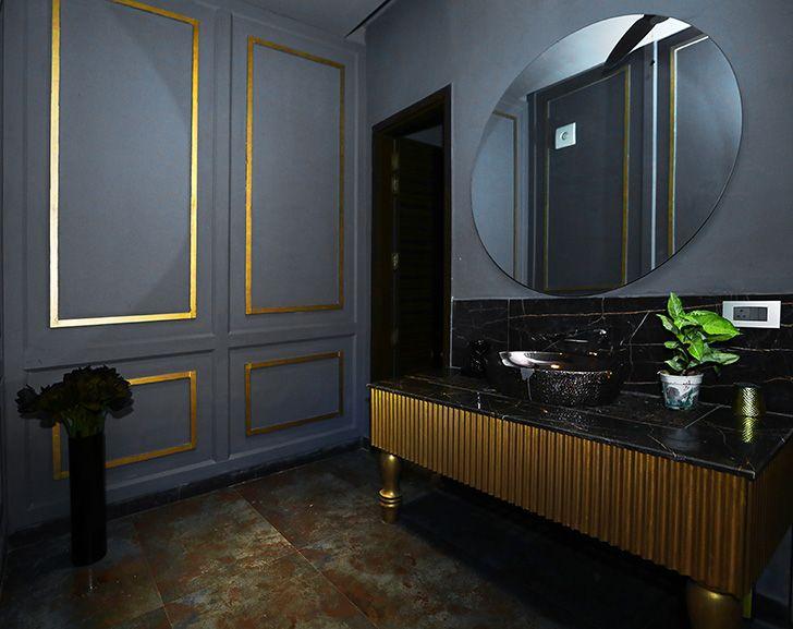 washroom TheStallion AsroArcadedesignStudio indiaartndesign