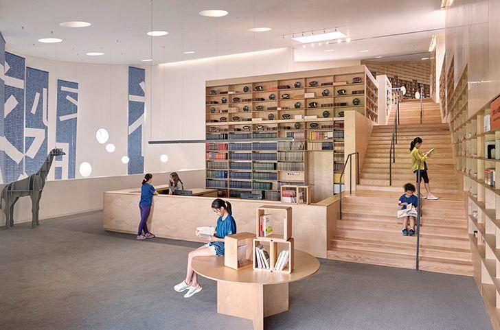 library Pinghe Bibliotheatre OPENArchitecture indiaartndesign
