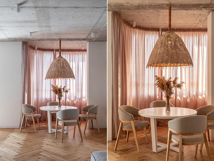 """""""dining mazankaApartment Kyiv SergeyMakhnoArchitects indiaartndesign"""""""