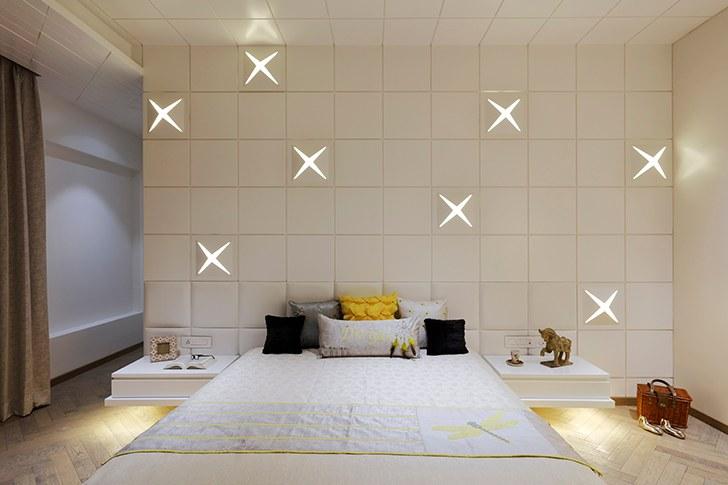 """bedroom NagpurHome SalankarPashineArchitects indiaartndesign"""