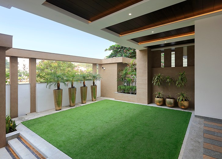 """porch NagpurHome SalankarPashineArchitects indiaartndesign"""
