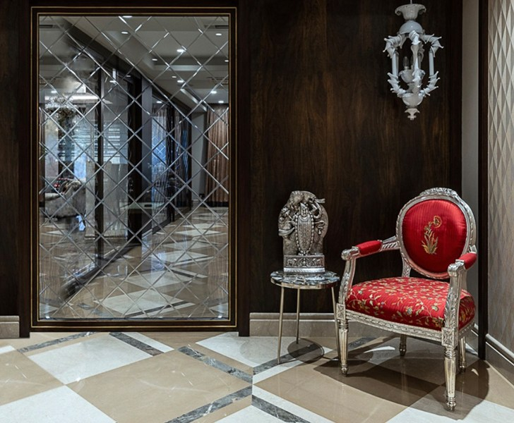 """entrance foyer kolkatahome ASquareDesigns indiaartndesign"""