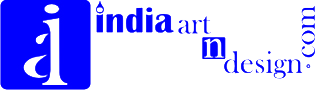 India Art n Design Logo